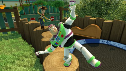 Kinect Rush: A Disney-Pixar Adventure Coming In March #19878