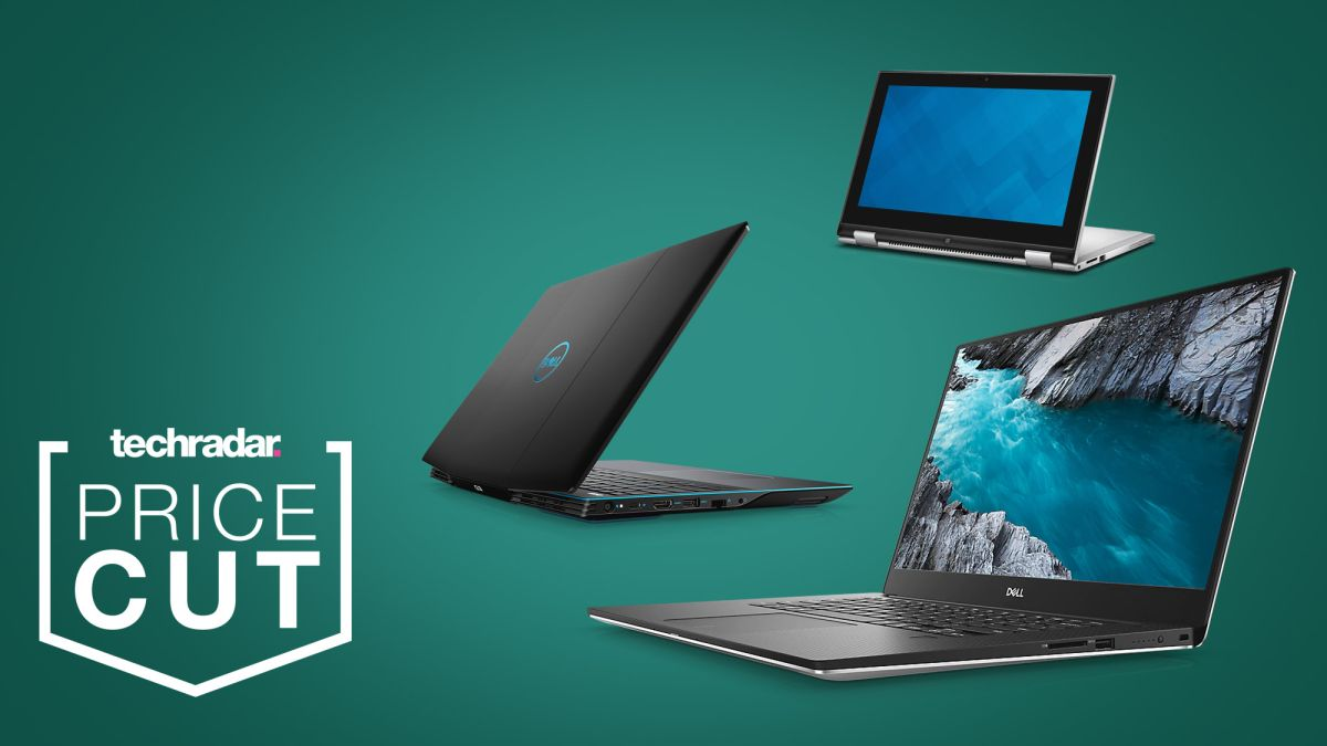 Dell Black Friday deals slash prices on XPS, Inspiron and G3 laptops