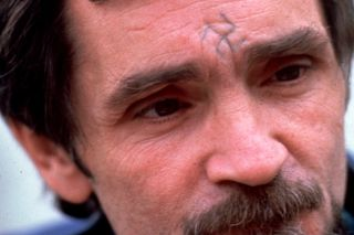 Charles Manson shown in the 1960s.