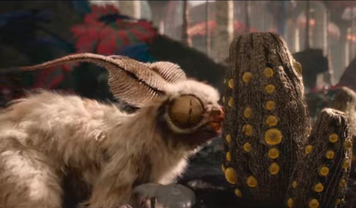 Freaky Rabbit Alien Worlds