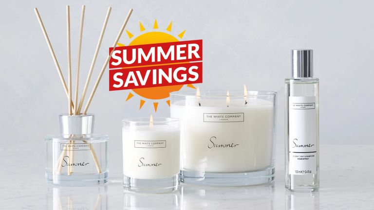 Summer sale at the White Company