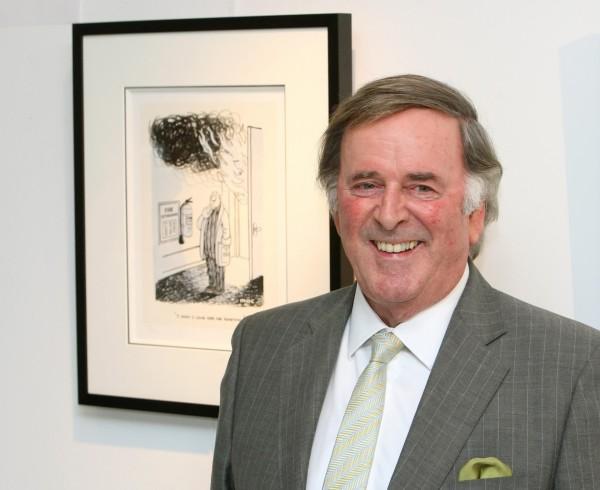 Sir Terry Wogan.