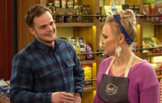 Blackmail! Tracy reels as Phil reveals he knows her SECRET PAST