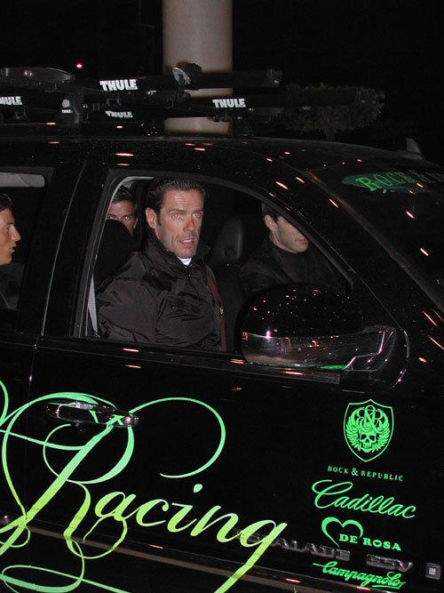 Mario Cipollini Tour of California