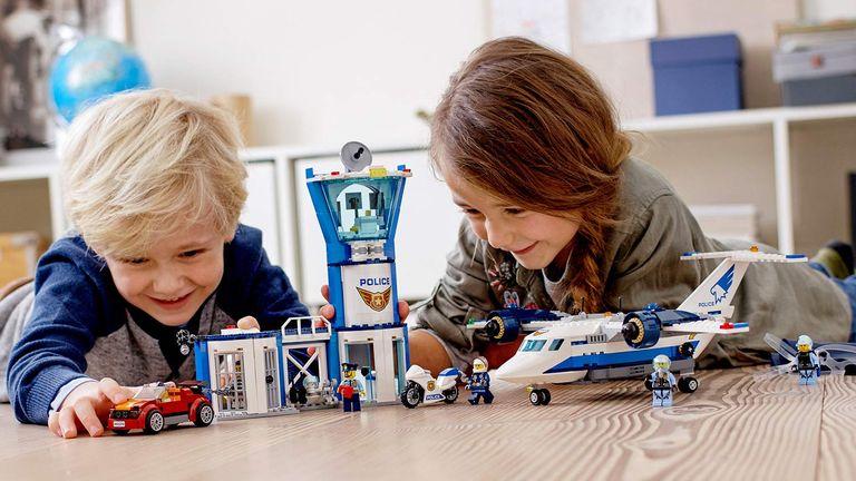 Lego spring sale