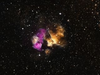 Large Magellanic Cloud Supernova Remnant