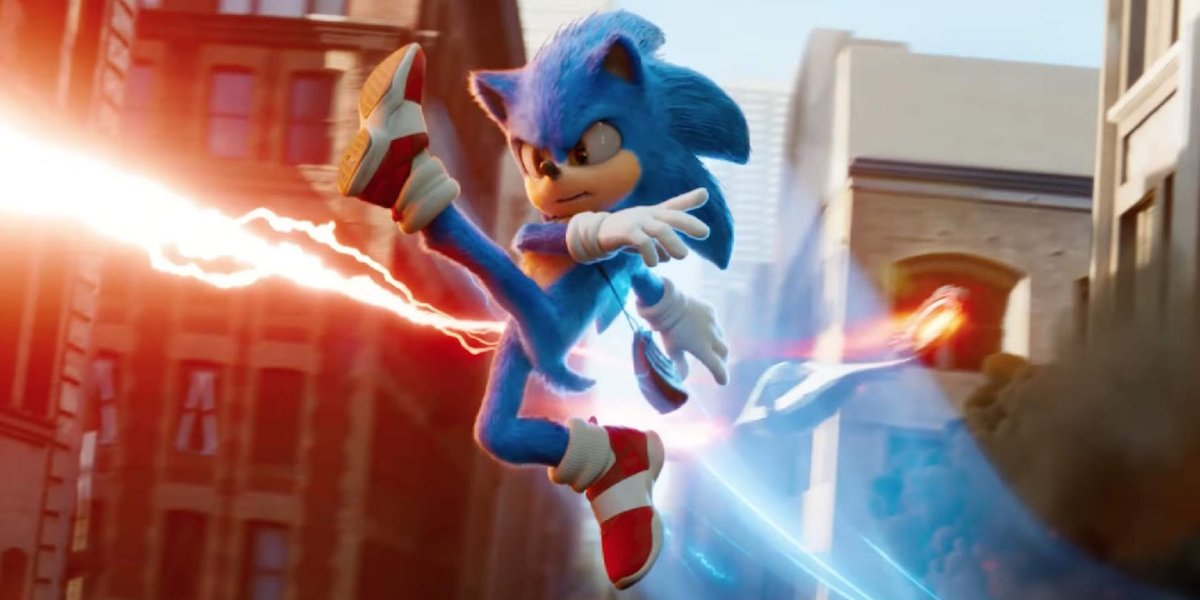 Sonic in Sonic the Hedgehog