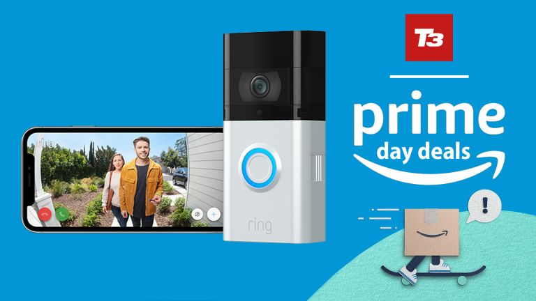 Prime Day Ring Video Doorbell deal