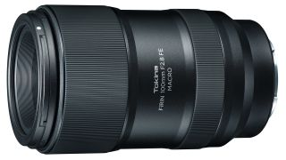 Tokina FiRIN 100mm f/2.8 Macro FE lens announced for Sony E-mount