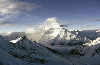 Nanda Devi is the second-tallest mountain in India.
