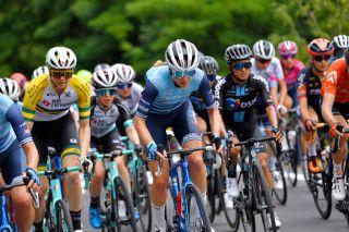 Tayler Wiles (Trek-Segafredo) at the Giro d'Italia Donne