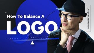 Chris Do posing next to the video title: How To Balance A Logo