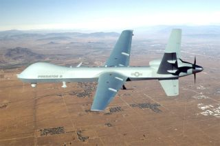 unmanned aerial vehicle called the Reaper drone