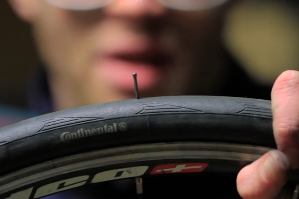 How to puncture proof your tyres (video) - Cycling Weekly