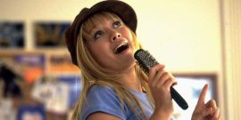 Hilary Duff Is All Smiles As Lizzie McGuire Stalls On Disney+