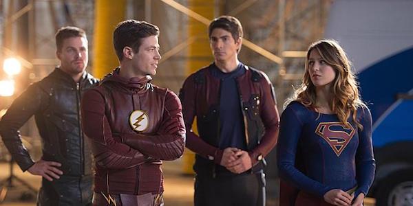 arrow flash supergirl invasion crossover