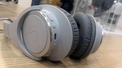 e10d309da31 Hands on: Audio-Technica ATH-SR30BT review | TechRadar