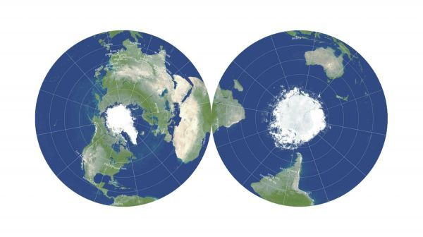 Astrophysicists create essentially the most correct 'flat map' of Earth ever