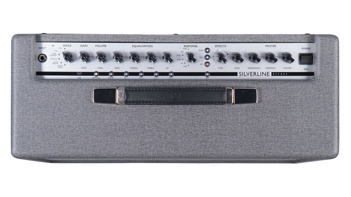 Blackstar's Silverline Series matches boutique tube sound with forward-thinking digital features | Guitarworld