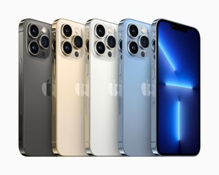 iPhone 13 Pro and iPhone 13 Pro Max colors