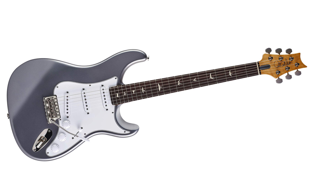 Prs John Mayer Silver Sky Review Musicradar Strat Wiring 2 Tone Caps