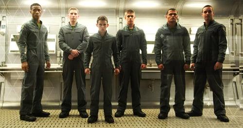 Ender's Game boys
