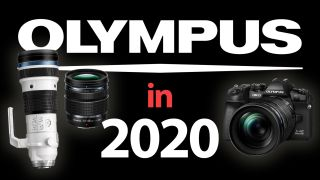 Olympus in 2020: the end of the beginning or the beginning of the end?