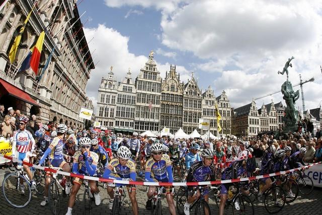 Scheldeprijs Vlaanderen Antwerp
