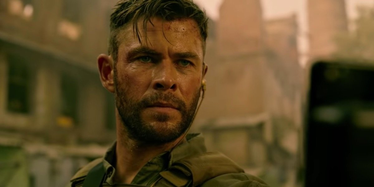 Netflix S Extraction Trailer Chris Hemsworth And The Russo Brothers Team Up With Gunfights And Action Cinemablend