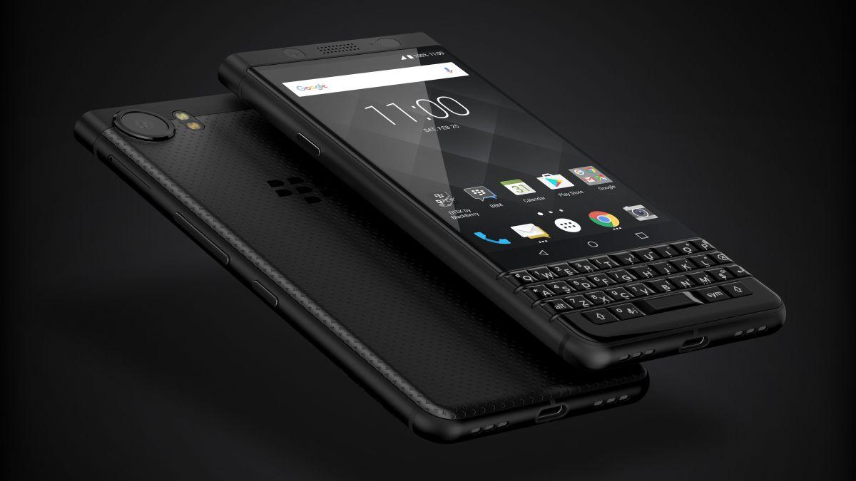 Black Friday Gaming Laptop Deals 2017 >> BlackBerry KeyOne Black Edition boasts more RAM and storage | TechRadar