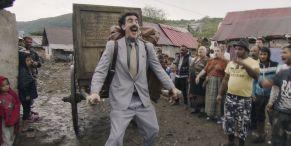 Borat 2: Kazakhstan Wants Sacha Baron Cohen's Movie Disqualified From Oscar Consideration