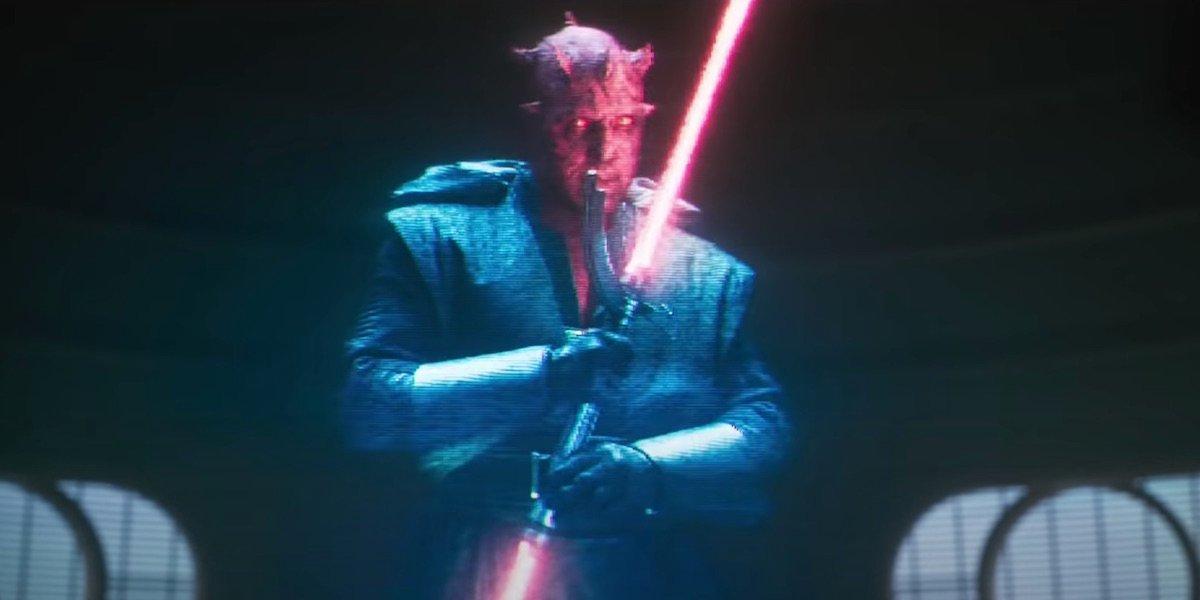 Darth Maul in Solo: A Star Wars Story