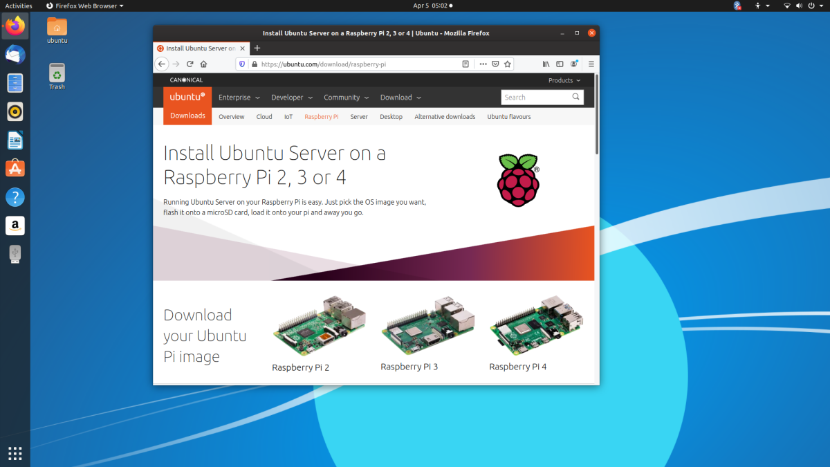 How to Install Ubuntu on Your Raspberry Pi
