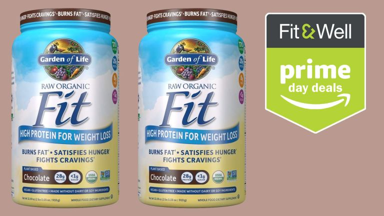 Garden of Life Raw Organic Fit Protein Powder is on offer this Amazon Prime Day