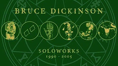 0199fcb0cff Cover art for Bruce Dickinson - Soloworks album