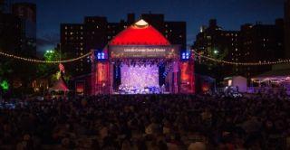 WorldStage Lighting Up New York Summer Events