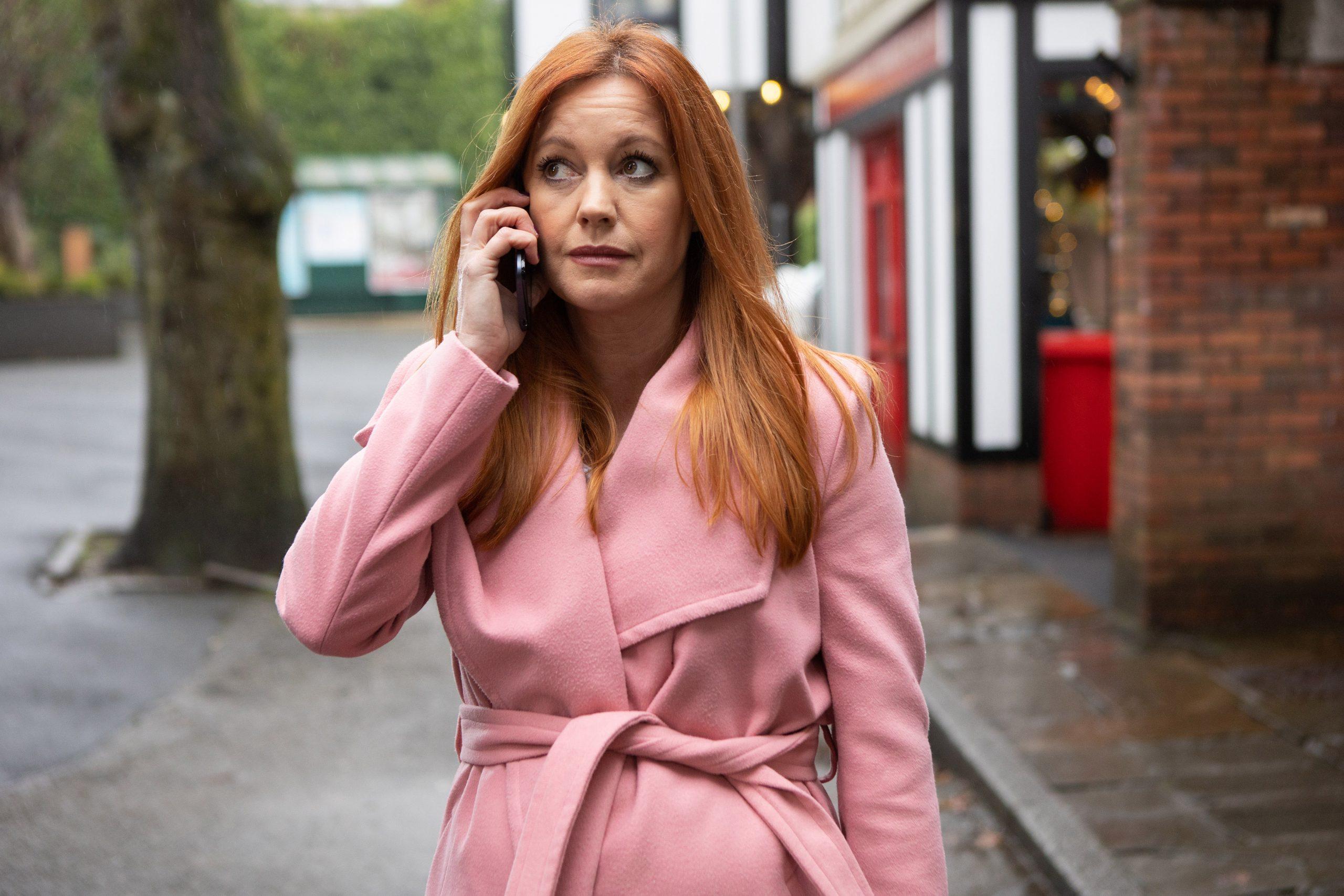 Diane Hutchinson en Hollyoaks
