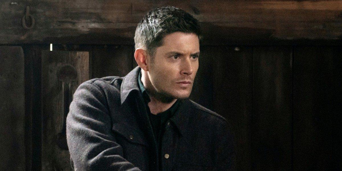 Jensen Ackles on Supernatural