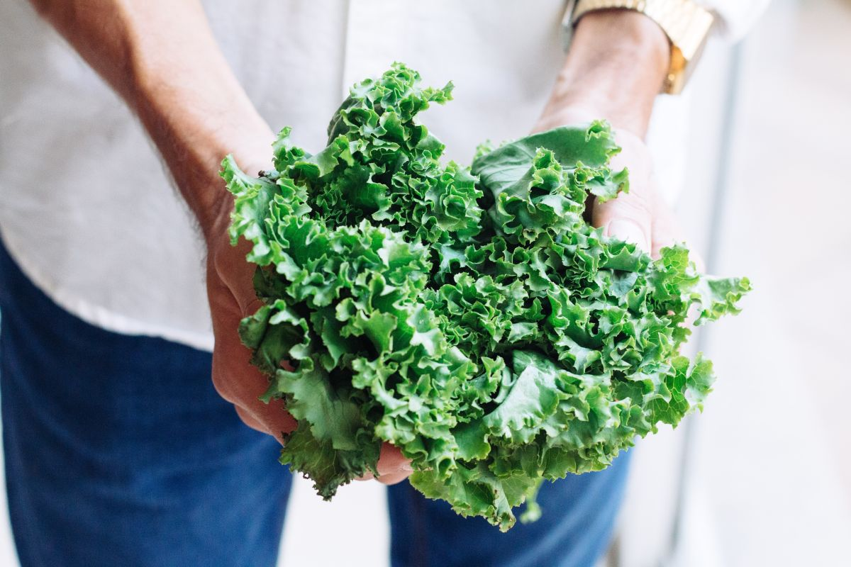 Why green leafy vegetables are essential for getting fit and building muscle
