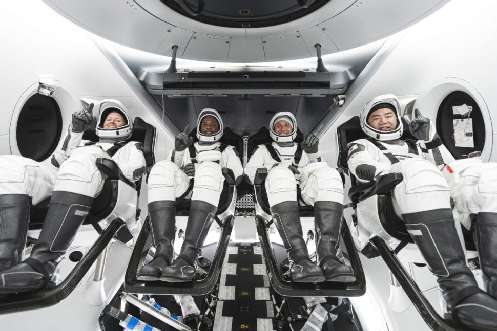 SpaceX's next astronaut launch for NASA now targeted for Oct. 23