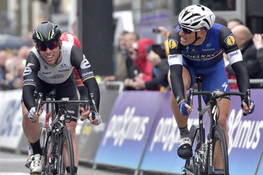 'I felt unbeatable until he came along': Mark Cavendish pays tribute to great rival Marcel Kittel