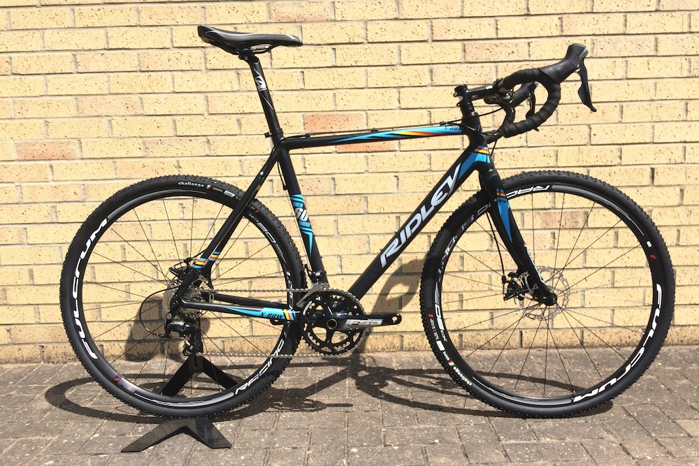 New Bikes On Show From Ridley Genesis Saracen And Rapide