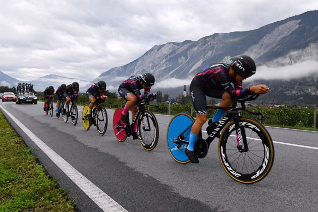 Canyon-SRAM win UCI Road World Championships women s team time trial ... 3f7663553