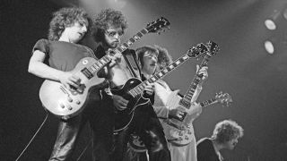Blue Oyster Cult in 1976