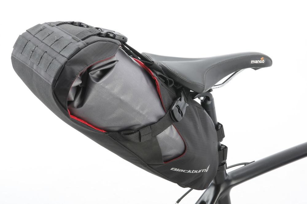 Blackburn Outpost Seat Pack Review Cycling Weekly