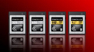 ProGrade Digital supercharges its latest CFexpress cards