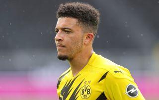 Jadon Sancho, Borussia Dortmund - May 2021