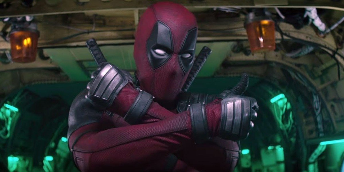 Ryan Reynolds - Deadpool 2