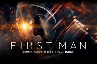 "Universal Pictures' ""First Man,"" directed by Damien Chazelle, stars Ryan Gosling as astronaut Neil Armstrong."
