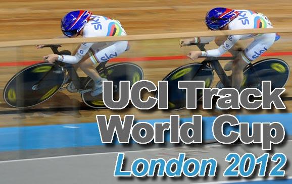 London Track World Cup 2012 logo